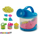 set of magic sand and molds sprinkler assorted