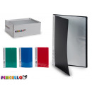 document holder 30 sheets folio, colors 4 times it