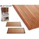 wholesale Carpets & Flooring: non-slip dark bamboo mat, 3 times assorted