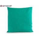 wholesale Cushions & Blankets: cushion canvas 60x60 greenish