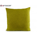 wholesale Cushions & Blankets: cushion canvas 60x60 green pistachio