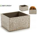 ingrosso Giardinaggio & Bricolage: quadrato di cemento astratto miscelato quadrato 3