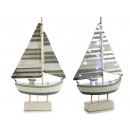boat wooden sailboat small sheet metal 24 led