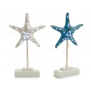 starfish wood stand 28 led 2 times surt