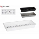 large plastic drawer compartment assorted