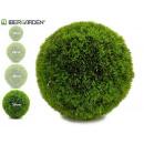 nagyker Háztartás és konyha:zöld sövénygolyó 38 cm