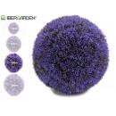 nagyker Háztartás és konyha:sövénygolyó lila 28 cm