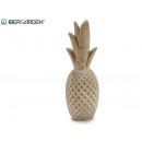 medium bleached stone pineapple