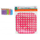 set of 10 square dishes 4 times surti points