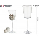 wholesale Household & Kitchen:glass cup with wide foot