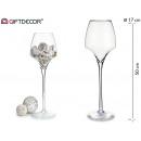 modernes Glasgetränk