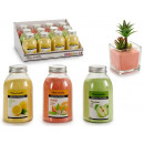 aromatic sand deco, 3 times assorted citruses 600