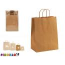 paper bag hawanna kraft smooth small