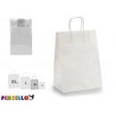 small white paper bag