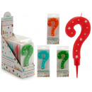 wholesale Gifts & Stationery: birthday candle big numbers? colors 4 times s