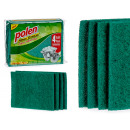 ingrosso Pulizia: set di 4 paglioli verde jumbo