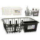 plastic dish drainer, colors 3 times assorted
