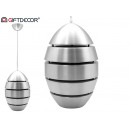 wholesale Lampes: stainless steel oval lamp