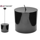 wholesale Lampes:black round lamp