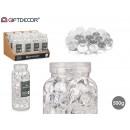 groothandel Huishouden & Keuken: 500 g grote trans-gel fles