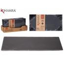 wholesale Decoration: rectangular snack board 15x30cm