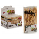 wholesale Haberdashery & Sewing: 50 skewers appetizer 3 times assorted