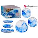 18-teiliges Geschirr lindenblau