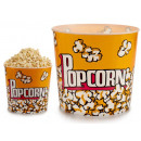 runder riesiger Popcornwürfel