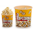 round small popcorn bucket