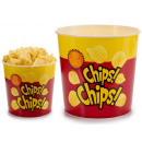 cube chips large round