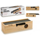 wholesale Cutlery: wooden box slate slate and knife