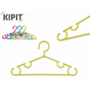 wholesale Small Furniture: set of 5 children's hangers, colors 3 ...