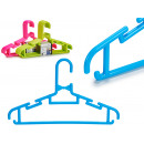 set of 6 children's clothes hangers 3 times s