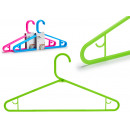 wholesale Small Furniture: set of 6 adult hangers, colors 3 times surt