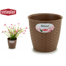 natural flowerpot inter / exter 14 beige diameter