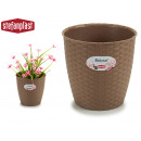 natural flowerpot inter / exter 19 beige diameter