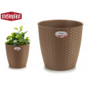 natural flowerpot inter / exter 29 beige diameter