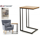 wholesale Small Furniture: multifunctional metal table black legs