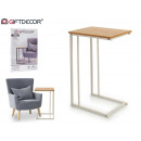 wholesale Small Furniture: multifunctional metal table white legs