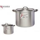 Pot en aluminium 24 cm (8 l)