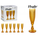wholesale Food & Beverage:amber 18cl cava cup