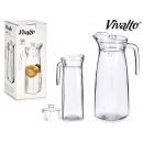wholesale Household & Kitchen:1.4l plastic lid pitcher
