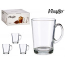 breakfast jug with conica handle 25cl