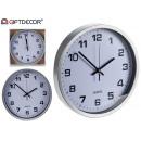 wholesale Clocks & Alarm Clocks: Movement type medium silver edge
