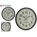 wholesale Clocks & Alarm Clocks: Movement type marble white edge black