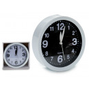 Round alarm clock, colors 2 times assorted