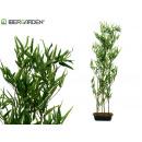wholesale Artificial Flowers: jardiniere bambu 6 branches 150cm
