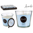candle glass cotton 50h