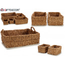 set of 5 baskets