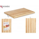 wholesale Household Goods: cutting board bamboo 24x34x1 cm